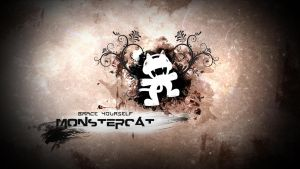 Monstercat Wallpaper - July by SMILYFACEvirus
