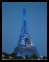 Eiffel Tower by mysterious-one