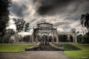 Palmhouse HDR by shadowall