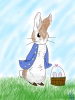 Peter Rabbit by gissele365
