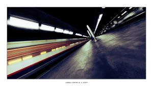 Leopold station by ostefn
