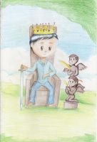 King of Swords by myintermail