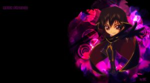 Lelouch Lamperouch - Chibi :D by lDBCl