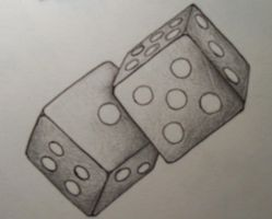 Dice for My Tiger 2 by accomplicefarrell