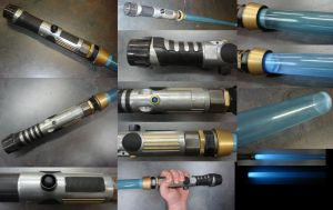 Lightsaber by Existent-effigy