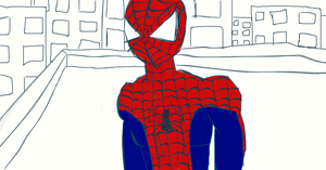 Spider-Man by CaptainStonebelly