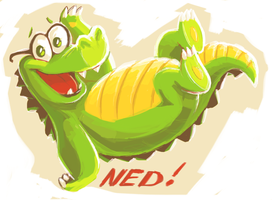 Ned by starsweep
