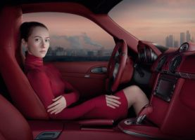Red Moscow by KaterinaBelkina