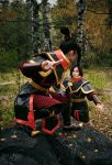Avatar: Sister and brother by alberti
