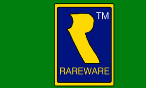 The Rareware Logo from 1994 to 2003 (Drawn) by MikeEddyAdmirer89