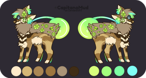 Spring Flower Riffie Auction by CapitanoMud