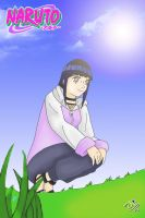 Hinata in the day by JuAnRSoN
