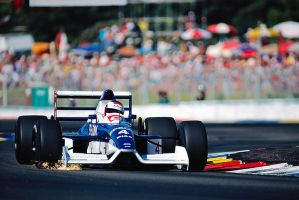 Jean Alesi (France 1990) by F1-history