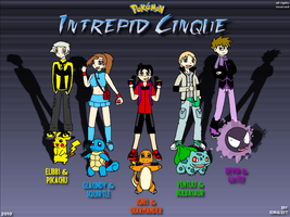 Pokemon: Intrepid Cinque by Credt