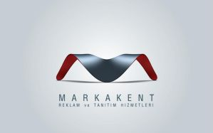 Markakent Advertisign Logo by cihanYILDIZ