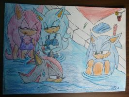 summer 2013 by sira-the-hedgehog
