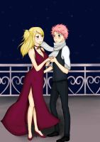 FT: Please dance with me.. by Sarara-chan
