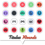 Titulus Rounds HD [IconPack] by Devonix