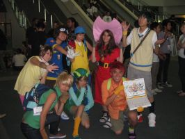 digimon group by Lord-of-Chaos101