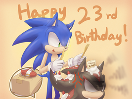 Happy Birthday by Souyuu221