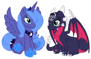 ''We Are Very Alike, You and I'' by WhatTheFoxBecca