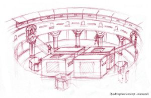 Arena Concept by mansarali