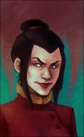 Azula by andrahilde