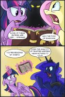 Comic - Trapper Keeper by SpainFischer