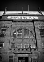 Main Stand V, Ibrox Stadium. by davidjearly