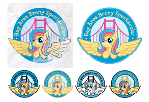 BABSCon 2015 Logo Concept Art by SouthParkTaoist