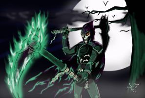 New and Improved Reaper (Departed 2.0) by impules006
