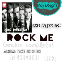 Rock Me - One Direction FULL SINGLE! by DesignsMay