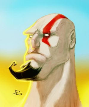Kratos - Face of War