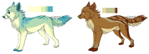 Canine Adopts -Closed- by Llamadopts