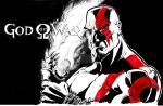 Kratos by mistermoster