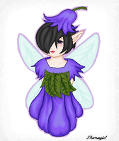 bluebell fairy by colorwonders