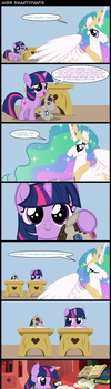 Miss Smartypants by Mixermike622