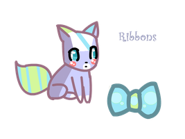 Ribbons ref pic by Akai--Apple