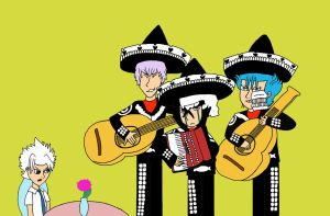 Mariachi by Hedgehog-Russell