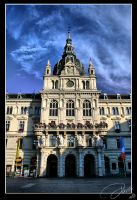 Rathaus by DaXXe
