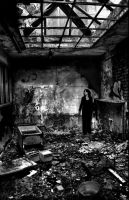Judith - Lonely in the ruins 2 by gregorland
