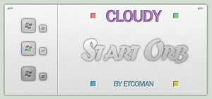 Cloudy Start Orb by etcoman