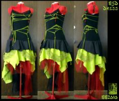 BSD Dress by Magpieb0nes