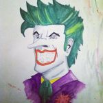 Joker by WhiteWillow13