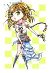 Almost Yuna by Chizzi