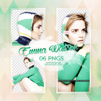 Pack png 354 - Emma Watson by worldofpngs