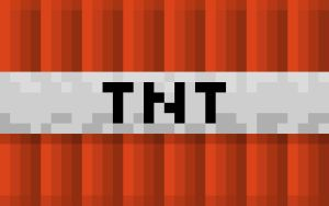 Minecraft TNT Wallpaper by LynchMob10-09