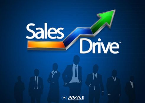 SalesDrive Splash Screen by carbonism