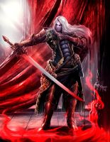 Alucard - Lords of Shadows 2 by AMD-Design