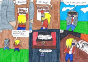 HANNAH MONTANA page 10 by megaphonnic